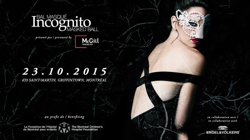 Incognito masked ball