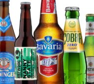 Low alcohol beer