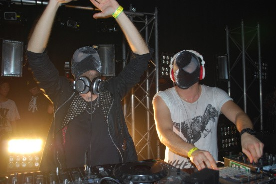 The Bloody Beetroots @ Telus Theatre