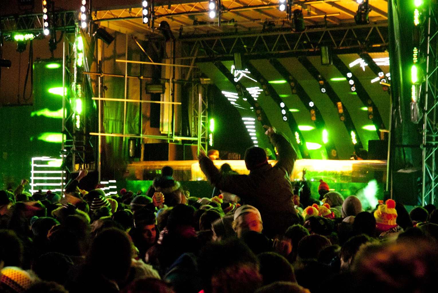 Chillin' : Igloofest 2012 preview!