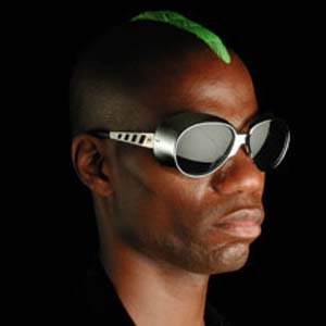 Curtis Jones AKA Green Velvet