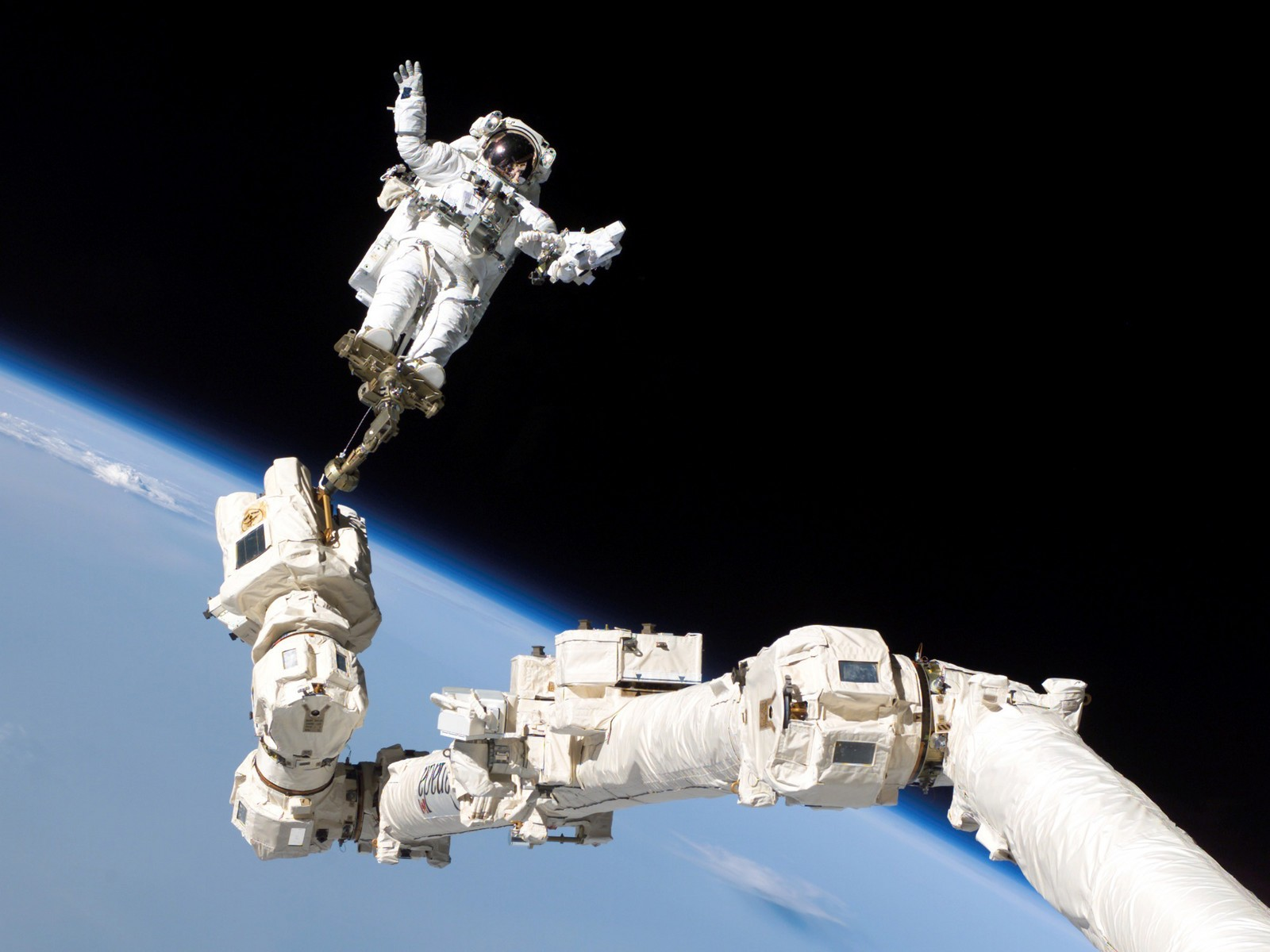 Oh Canadarm!