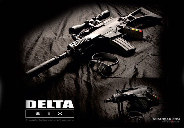 Would you give a Delta SiX to your son? | Shooter games