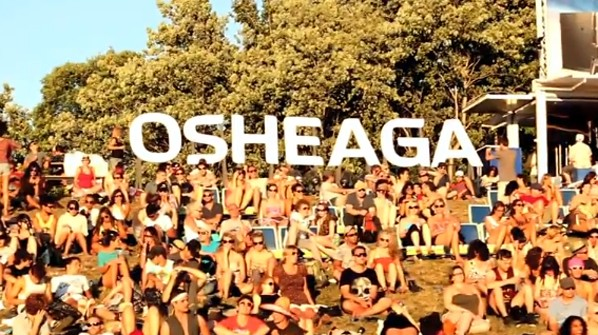 Countdown to Osheaga in Montreal!