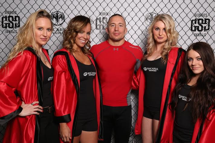 Get in the Cage | With GSP