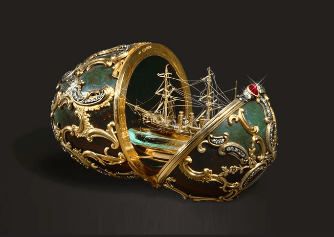 Fabulous Fabergé | Jeweller to the Czars