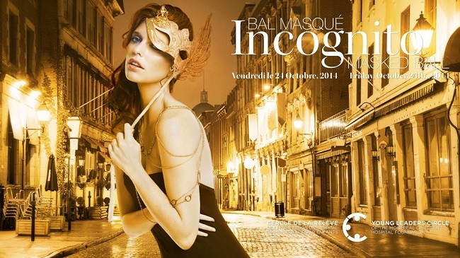 Children's charity | Incognito Masked Ball