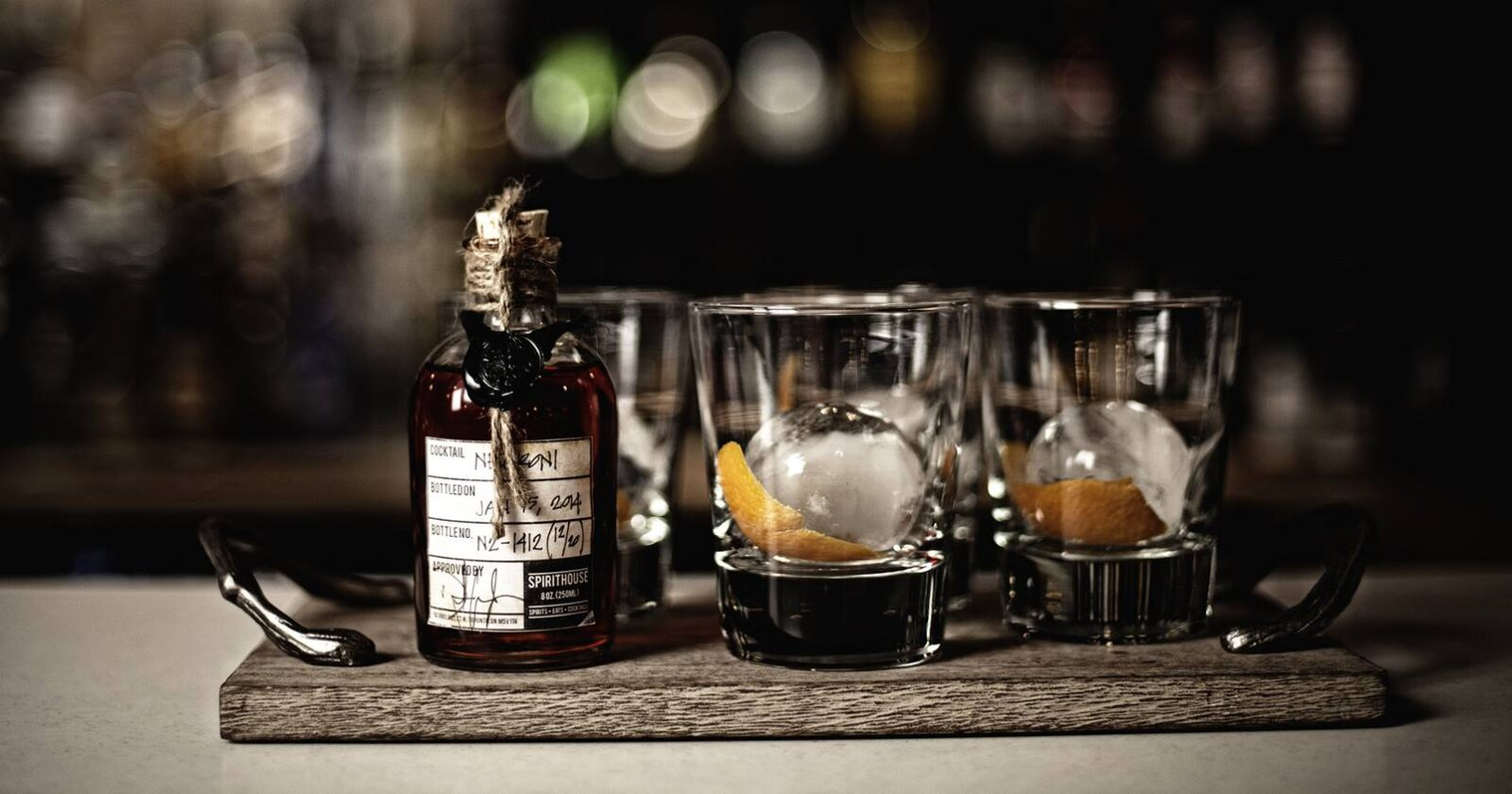 The Spirit House | Haute mixology in 5 quotes