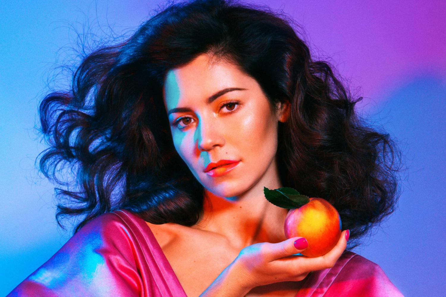 Take a taste of this FROOT | Marina and the Diamonds