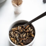 Fried Insects, a popular cocktail companion!