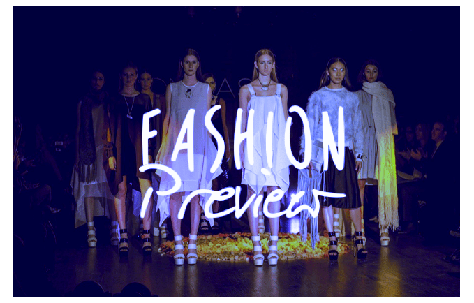 Fashion Preview | 5th Edition