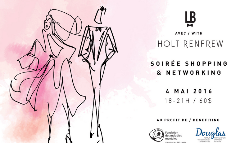 In Style with Holts | Bond for mental illness awareness