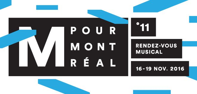 M for Montreal 2016 | A Music Marathon