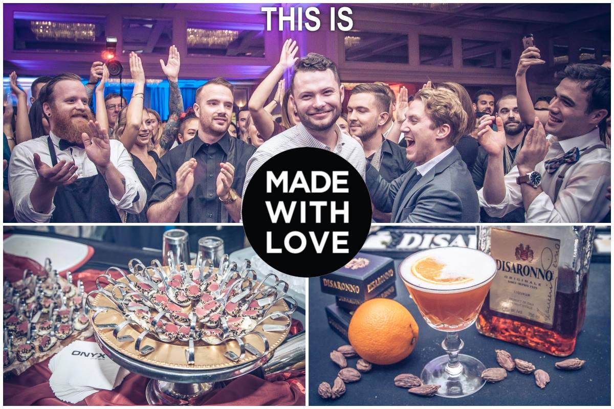 MADE WITH LOVE | Coffee, Cocktails & Mixology