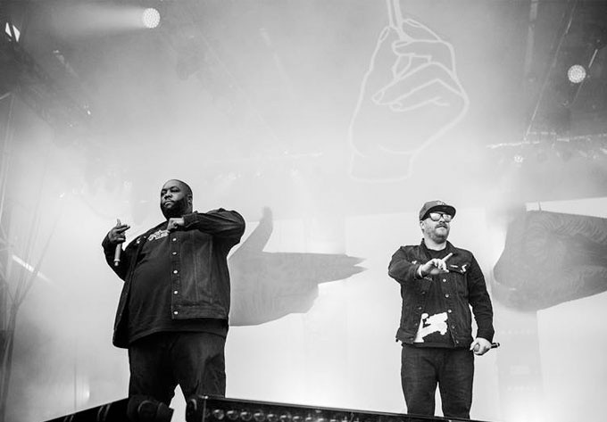 Run The Jewels Bring The Heat to Metropolis