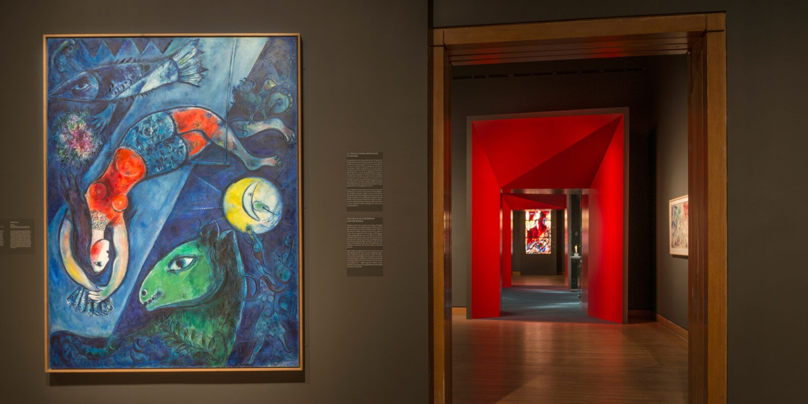 D-Vernissage Chagall | Everlasting Rhapsody of Illusion