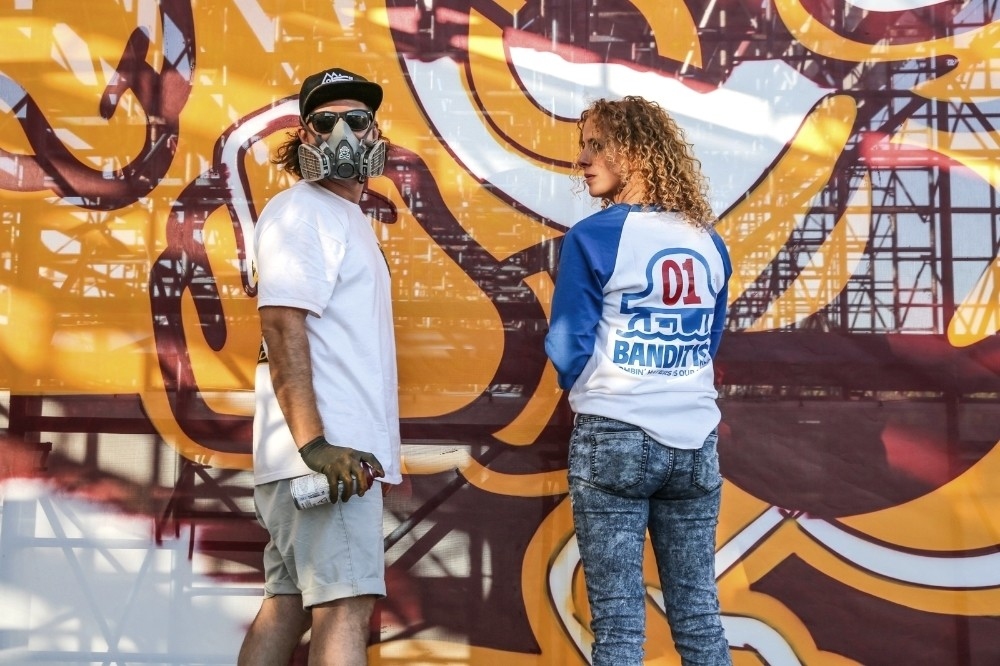 Graffiti Bandits for Streetwear | BANDIT1$M