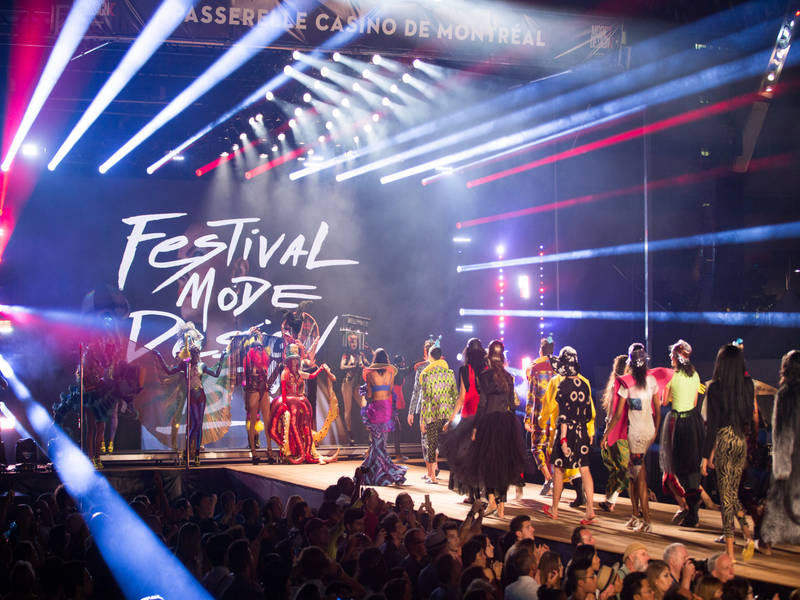 MY TOP 5 @ MONTREAL'S FESTIVAL MODE ET DESIGN