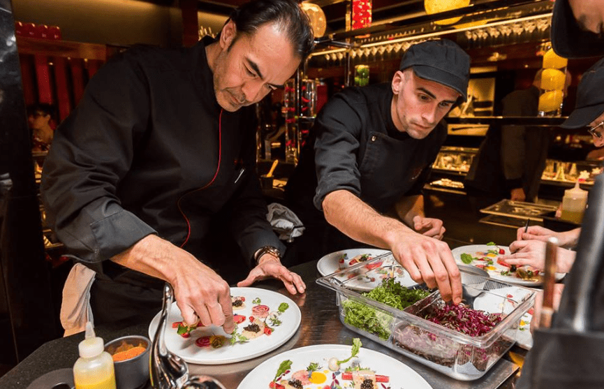 L'Atelier Joël Robuchon | Promise of perfection delivered