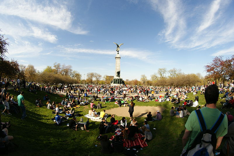 Le Weekend Guide Top 5 Free things to do. Weekend (May 4-6)