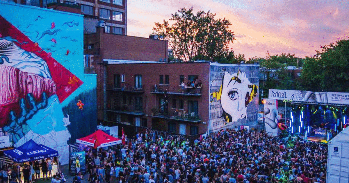 Le Weekend Guide | Montreal's Top 5 Free (June 14-17)