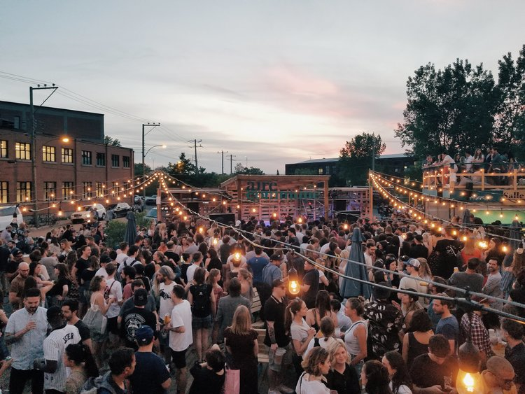 Montreal's Very Hip Outdoor Spaces
