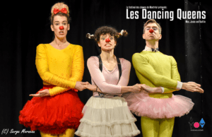 Dancing Queens- Clown Festival