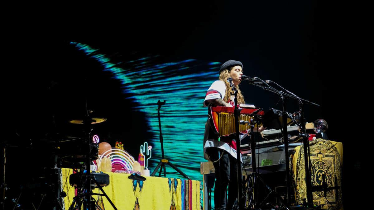 Tash Sultana: The power of a one-woman show