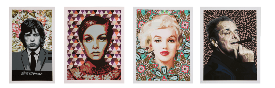 Elisabetta Fantone's Pop Art Retrospective at Galerie 203