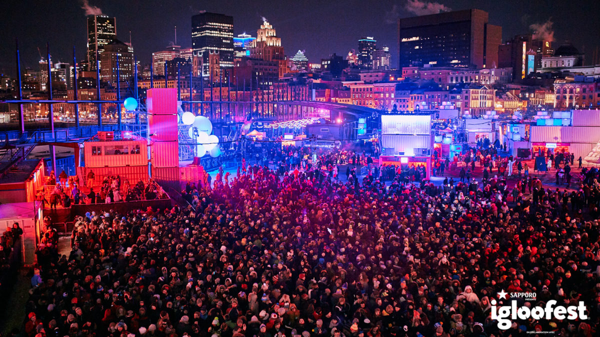 Spotlight On Igloofest: This Year's Lineup
