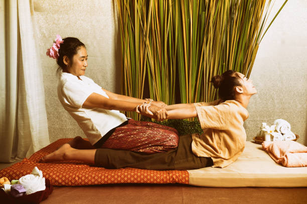 Thai Massage: The Top 5 Benefits