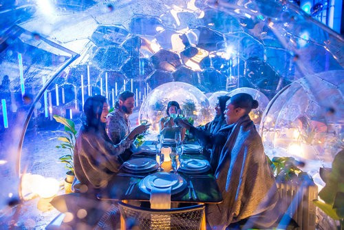 5 immersive Montreal Events to ESCAPE the last winter melt!