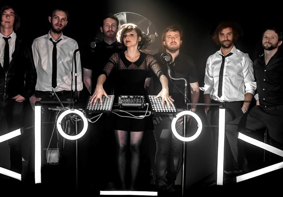Electro Swinging with Caravan Palace