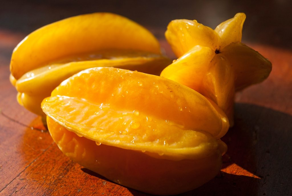 reasons to eat star fruit